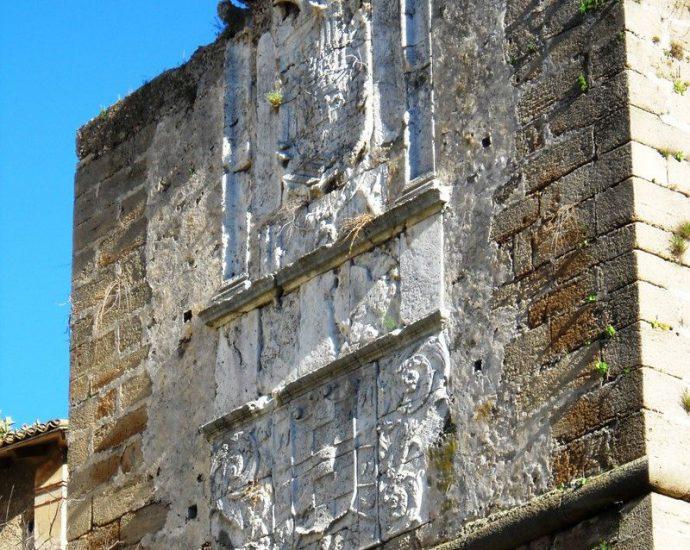 Crotone - Baluardo Don Pedro_Armi
