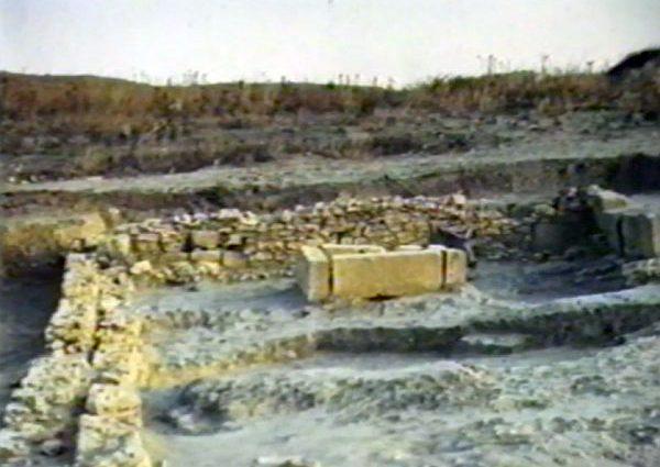 Crotone, Scavi di Vigna Nuova