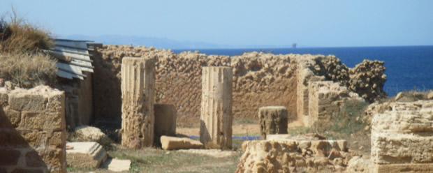 Capo Colonna: la domus romana dietro la Chiesetta