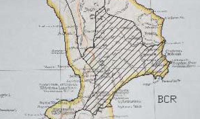 L'area della Brettia Crotoniatide