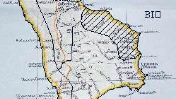 L'area della Brettia Ionica