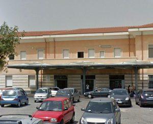 Crotone, Piazzale Stazione